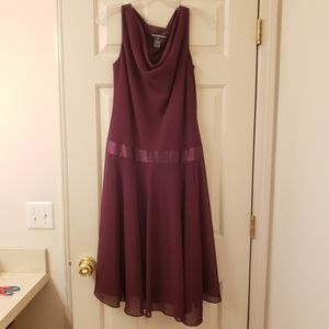 Jones Wear Dress in Plum Purple